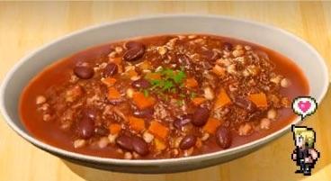 大粒豆の旅立ちスープ