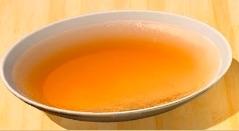 コンソメテールスープ